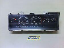 Tachoeinheit Fiat Croma 154 2.0 86-96 Tacho speedometer DOHC DZM Kombiinstrument