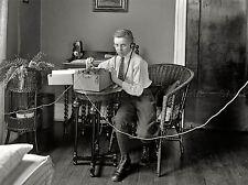 PHOTOGRAPHY 1921 TELEGRAPH CODE ART POSTER PRINT LV3579