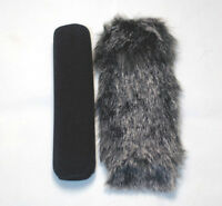 18cm Fur Windscreen Windshield For Sony ECM 670 678 680 ME66 Shotgun Microphone