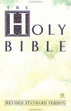 Holy Bible, Revised Standard Version (meridian): By Anonymous