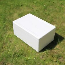 54 litre POLYSTYRENE BOX - COOL BOX - FISH BOX