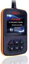 Mitsubishi / Mazda Multi-system Scanner Code Reader icarsoft i909