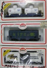 3 Vintage Model Power HO Ontario Northland Gulf Train Store