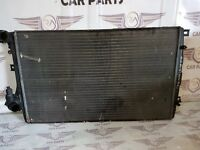 GENUINE AUDI A3 MK2 8P 03-10 1.9TDI ENGINE WATER COOLER RADIATOR 1K0121253AA