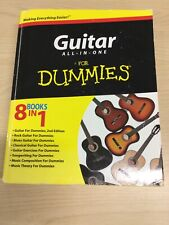 Guitar All-in-One For Dummies by Consumer Dummies (Paperback, 2009) - Good cond