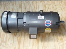 BALDOR AC BRAKE MOTOR VBM3710T, 7-1/2 HP, 230/460 VAC, 1725 RPM, 213TC, 7.5 HP