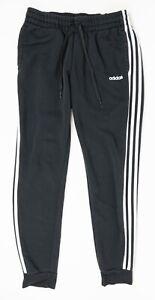 adidas Women's' Black Terry Jogger Sweatpants Size Medium