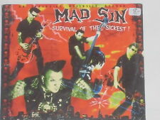 MAD SIN -Survival Of The Sickest- CD