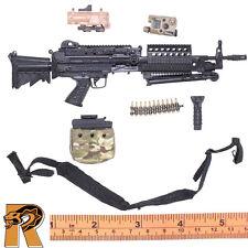 Ranger Gunner - SAW Machine Gun Set - 1/6 Scale - Crazy Dummy Action Figures