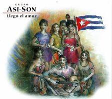 Grupo Asi Son Llego el Amor  (Digipak) Spain Imported   BRAND  NEW SEALED CD