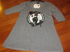 NWT! Boston Celtics Women's Designer T shirt by Game-day Couture Adult Small