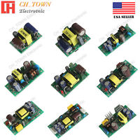 AC-DC Power Supply Buck Converter Step Down Module 3.3V 5V 9V 12V 15V 24V 36V US