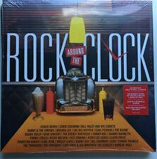 Rock Around The Clock Vinyl 2LP Chuck Berry Bill Haley Buddy Holly Dion