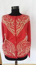 NEW Max Mara very thin knit cardigan, SILK + COTTON - Size L,  RRP £175