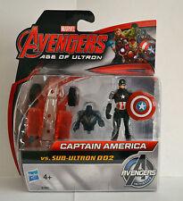 Avengers Age Of Ultron Captain America Vs Sub-Ultron 002 Gift For Kids Children
