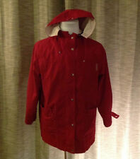 Vintage Thunder Bay Sports Winter Jacket Coat Women's Size 18