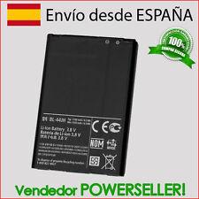 Batería BL-44JH para LG Optimus L7 P700/P750 -Optimus L5 2 II E460