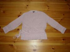 Street One Pullover Wickel Rosa Merino Wolle *sehr guter Zustand* Pulli Strick