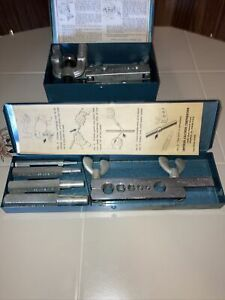 Imperial Eastman Tubing Wide-Range  Flaring Tool Kit No. 375-FS with Box USA