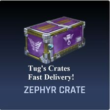 [Rocket League Xbox One] 10x ZEPHYR Crates ( 200+ IN STOCK FASTEST DELIVERY)