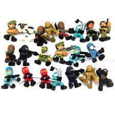 Random 10 x Gift GI JOE DESTRO COBRA & NINJAS Mini figure hasbro Military M451