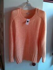 Gap Cotton Blend 3/4 Sleeve Jumpers & Cardigans for Women