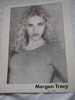 "MORGAN TRACY SAG/AFTRA PHOTO Portfolio photo 8"" x 10"""