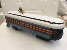 Vintage Lionel 7-11022 Polar Express Disappearing Hobo Passenger Car (G Scale)