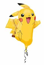 Amscan International 2946001 Ballon en Aluminium 61 cm Pikachu