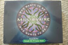 NEW, FACTORY SEALED, 'WHO WANTS TO BE A MILLIONAIRE'  BOARD GAME 2000