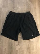 Air Jordan Jumpman Black White Mens Size XXXL 3X-Large Sweat Shorts