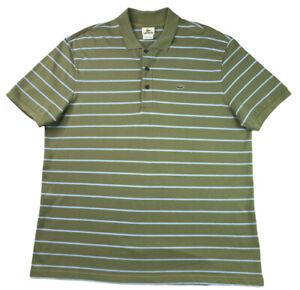Lacoste Alligator Logo thermocollant sur T-shirt Vinyle Transfert thermique 3 couleurs diff/érentes Alligator Lacoste Alligator Logo Patch thermocollant pour v/êtements Vert et Gris Lot de 4