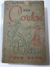 The Cordon Blue Cook Book First Edition 1947 Dionne Lucas