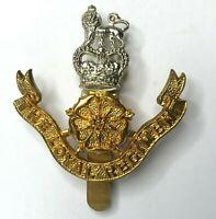 1953-59 Loyal North Lancashire Regiment Cap badge gilt original