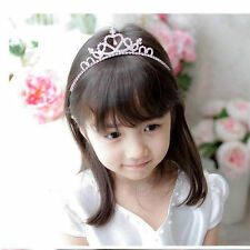 Unbranded Crystal Headband Hair Accessories for Girls