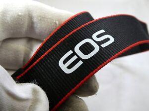Canon EOS Camera Neck Strap Genuine OEM Mint condition
