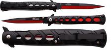 MTech USA Taschenmesser MT-A317 Klappmesser ALUGriff Jagdmesser 10,16cm ROSTFREI