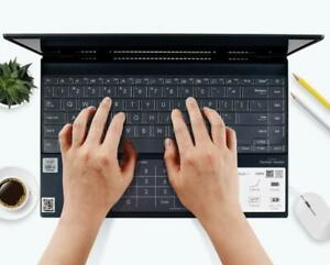 Clear Transparent Silicone Keyboard cover For 2020 ASUS ZenBook UX325 UM325 13.3