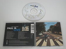 PAUL MCCARTNEY/PAUL ES LIVE(MPL/PARLOPHONE 7243 8 27704 2 8) CD ÁLBUM