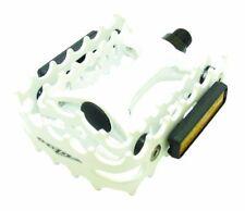 Onza VP458 Bear Trap Trials Bike Pedals - White