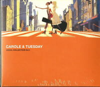 CAROLE & TUESDAY-CAROLE & TUESDAY VOCAL COLLECTION VOL.1-JAPAN CD G88