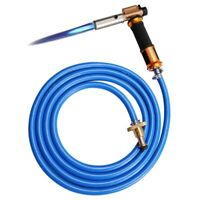 Electronic Ignition Liquefied Gas Welding Torch Kit with 3M Hose for Solder T4T9