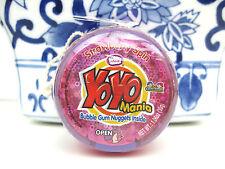 Yo Yo Mania Novelty Candy Toy, Kidsmania Bubble Gum Nuggets inside STRAWBERRY