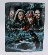PIRATES OF THE CARIBBEAN At World's End - Steelbook Magnet Cover NOT LENTI