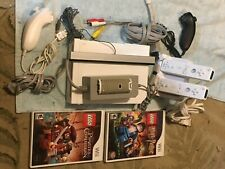 Nintendo Wii Game System with Games and Controllers