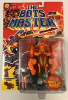 ToyBiz Bots Master Chopperbot Vintage 1994 Action Figure NEW DIC Animated Serie