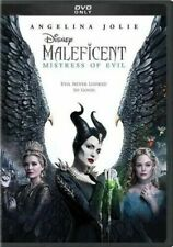 Maleficent Mistress of Evil DVD Fast Free Shipping New & Sealed