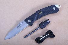 EKA Swede 9 schwarz Taschenmesser Klappmesser Jagdmesser Edelstahl Outdoor K01