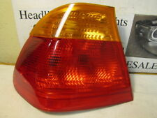 BMW 3-SERIES 1999-2001 LEFT/DRIVER OEM TAIL LIGHT #63 21 8 364 921
