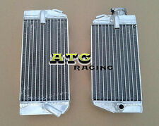 Aluminum Radiator Honda CRF450R CRF 450R CRF 450 R 02 03 04 2002 2003 2004